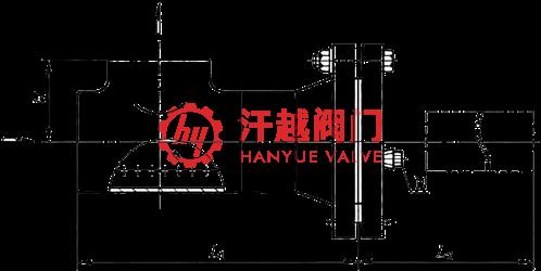 加长型侧流式T型过滤器