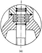 O形圈结构