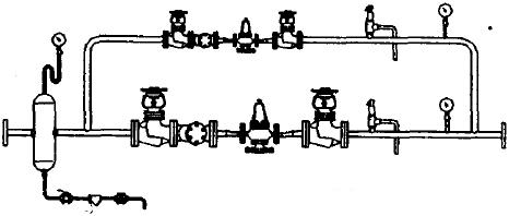蒸汽减压阀