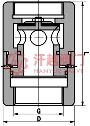 内螺纹比例式减压阀
